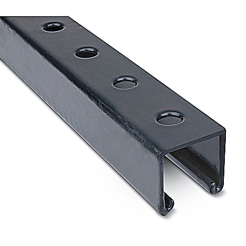 Ocal A12P-G 1-5/8 Inch Ocal A12p Gray Channel