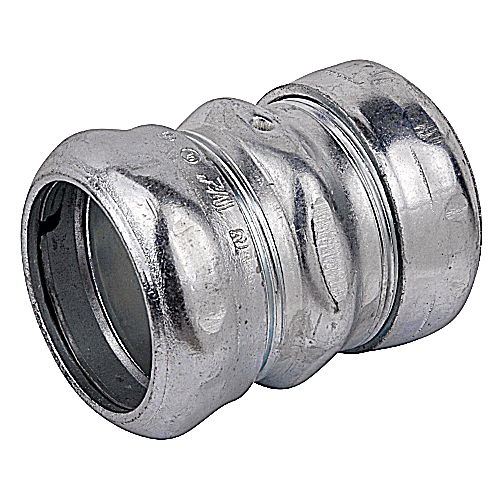 T&B TK115A 1-1/2-IN EMT STEEL COMPRESSION COUPLING