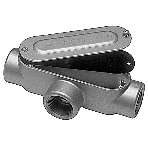Conduit Body - Series A - Rigid/IMC