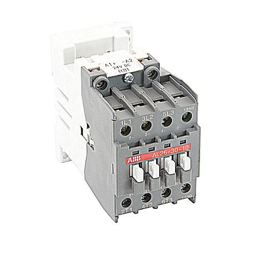 Thomas & Betts AL26-30-10-81 3-Pole 24 VDC Contactor