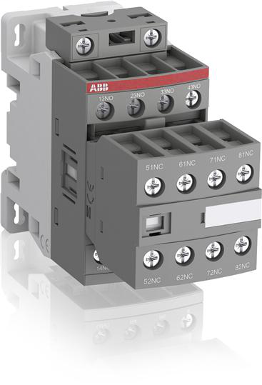 ABB NFZ62E-21 RELAY,6NO,2NC,24-60V5
