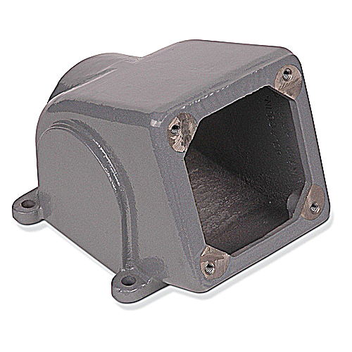 Russellstoll,JE10,100A,20 DEGREE ANGLE BOX, PAINTED