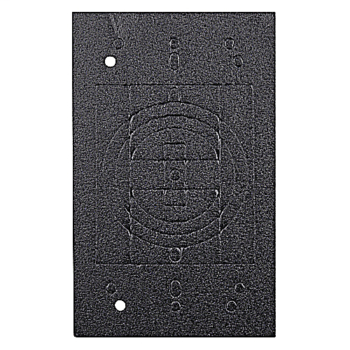 RED-DOT CCSK WEATHERPROOF GASKET FOR 1GANG BLANK COVER