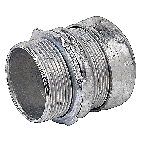 T&B TC115A 1-1/2-IN EMT STEEL COMPRESSION CONNECTOR