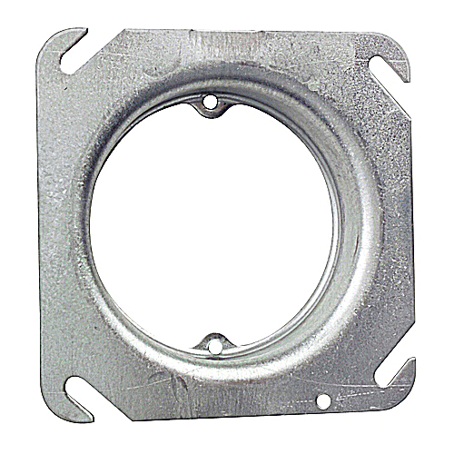 T Amp B 52c3 3 4 4sq To 3 In Octagon 3 4 In Raised Plaster Ring