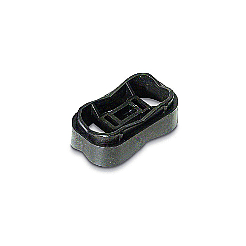 Deltec,TCP360,CABLE SPACERS MODULAR 2x1IN BLK PP