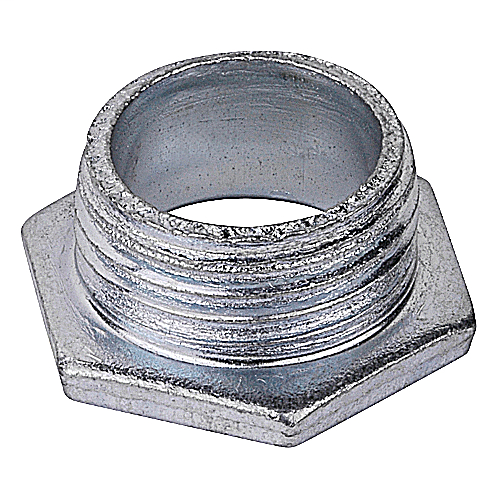 Thomas & Betts HA-401 1/2 Inch Rigid/IMC Iron-Zinc Plated Chase Nipple