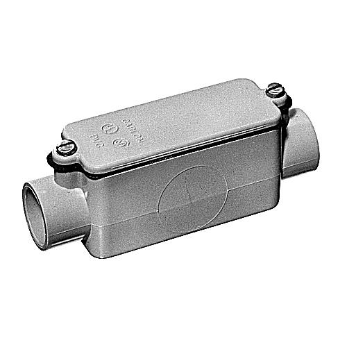 """5/"""" x 5/"""" x 2/"""" Carlon E989PPJ PVC Junction Box"""