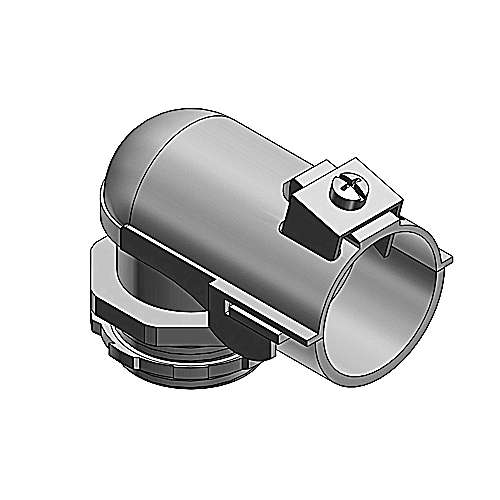 Thomas & Betts 326-TB 90 Degree Tite Bite Flex Connector