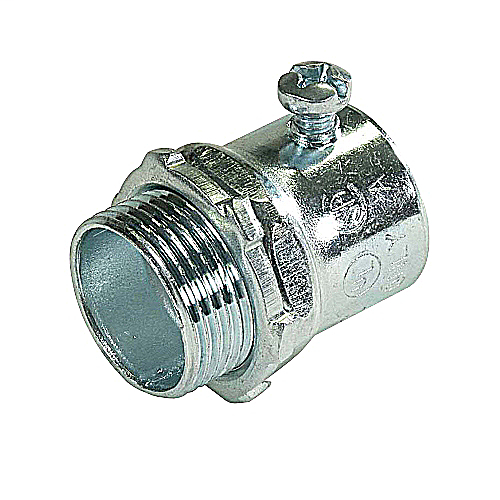 T&B TC121A 1/2-IN EMT STEEL SETSCREW CONNECTOR