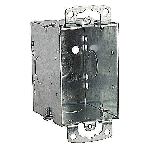Steel City CW-1/2 14cu.in Gangable Old Work Switch Box