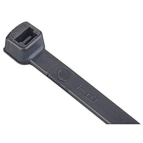 Catamount,L-11-50-0-C,CABLE TIE 50LB 11  UV BLK 1-PC DIST