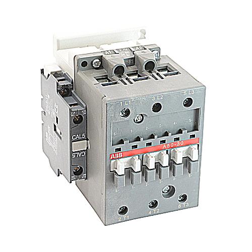 ABB A50-30-11-51 CONTACTOR,3P,480/6
