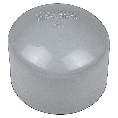 CARLON E958L 3-IN PVC CAP