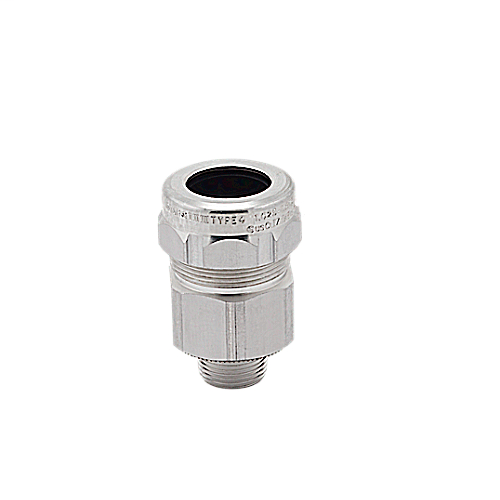 T&B Fittings,ST075-468,AL JKTD FTG HUB 3/4 IN 1.025-1.205