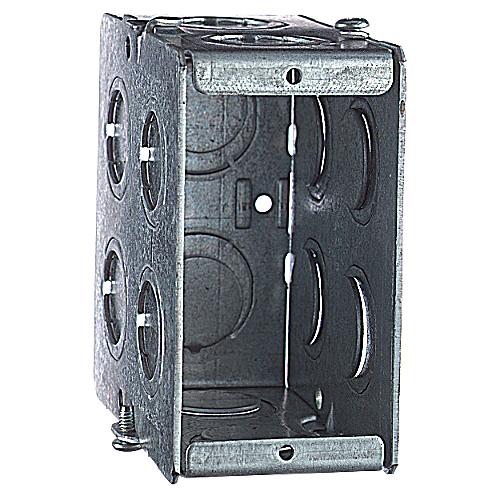 STLC GW135G 3-1/2D 1G MASON BOX