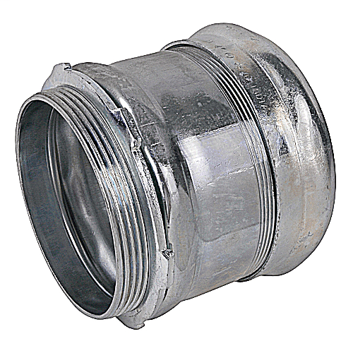 T&B TC1110A 4-IN EMT STEEL COMPRESSION CONNECTOR