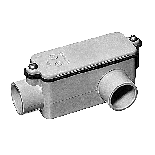 "PVCLL075 SCE SLL20S 3/4"" TYPE-LL PVC FTG"