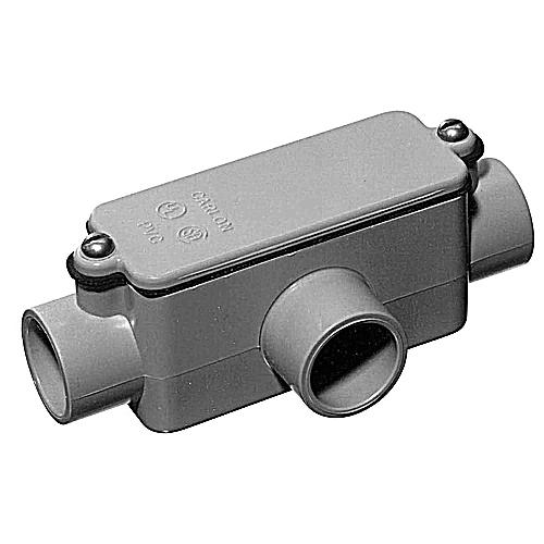 PV E983E 3/4 Type-T Conduit Body