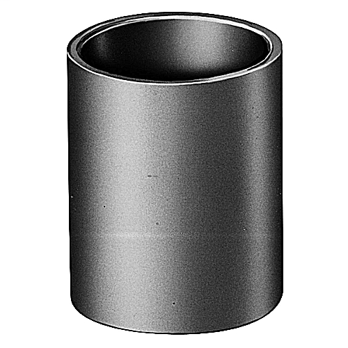 Standard Coupling, Size 2-1/2 Inches, Length 3-3/16 Inches, Outer Diameter 3-5/16 Inches, Inner Diameter 2.688 Inches, Material PVC, Color Gray, For use with Schedule 40 and 80 Conduit