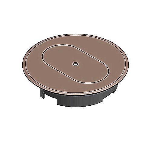 PVC E97DSC DPLX FLR BOX CVR FBDRCA