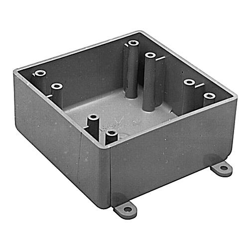 Mayer-Rigid Non-Metallic FS & FD Boxes & Covers - E9802-1