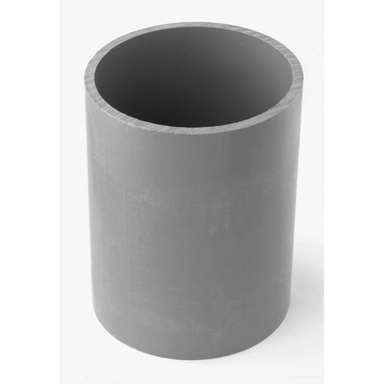 PVFTG 4 PVC 6.5 Repair Sleeve Coupling - NO Stop
