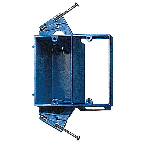 Dual Voltage Outlet Box/Bracket - SC200DV