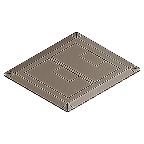 Boxes Enclosures Amp Fittings Floor Boxes Poke Thru