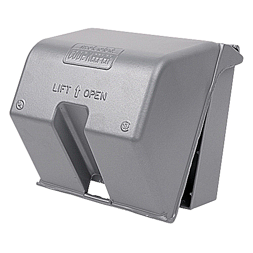 Red Dot 2CKU 2-Gang 4-3/4 Depth While-In-Use Cover