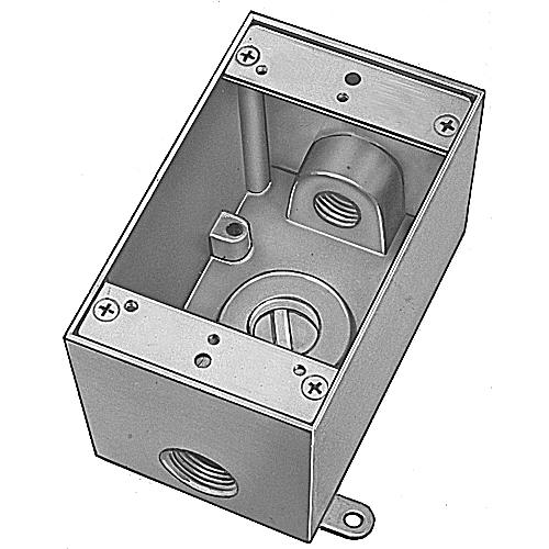 RDOT DIH3-1-LM-WH 1-G DRY-TITE BOX