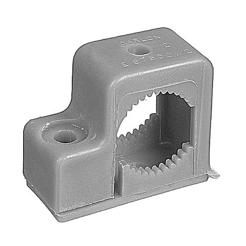 PVC E978EC 3/4IN 1H SNAP STRAP