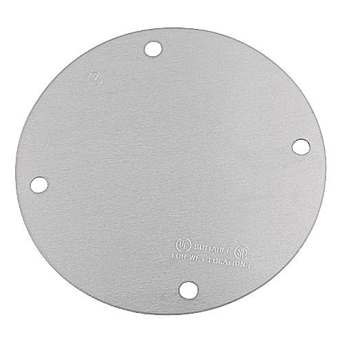 Red Dot SS-B Round Blank Cover
