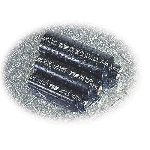 T&B HSC2-20 HEAT SHRINK END CAP
