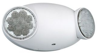 HUBL CU2 EXIT/EMERGENCY LIGHT