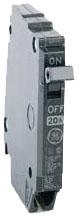 ASM THQP C/B 1 POLE 120/240V