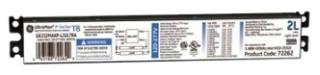 GE UltraMax™, 60 Hz, Low (.77) Ballast Factor, Instant Start, 9.5 IN Length, 1.3 IN Width, 1 IN Height, 2 or 1 F32T8