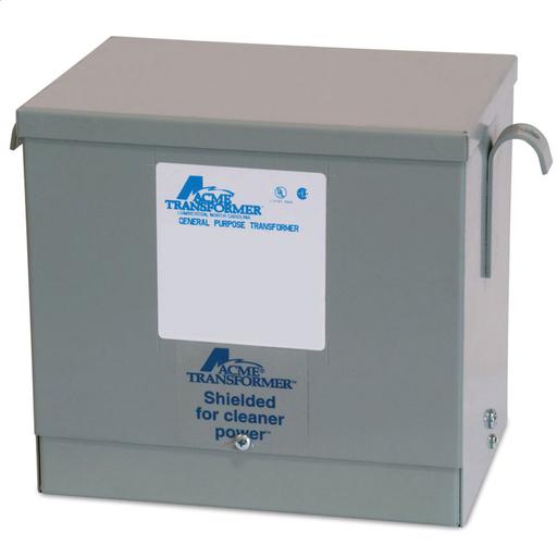 Low Voltage Distribution Transformer - Three Phase, 600/480 - 480/380V, 45/36kVA, Autotransformer