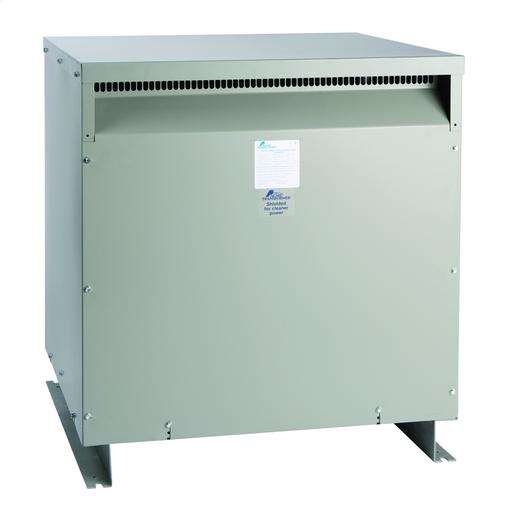 Low Voltage Distribution Transformer - Three Phase, 600/480 - 480/380V, 225/180kVA, Autotransformer