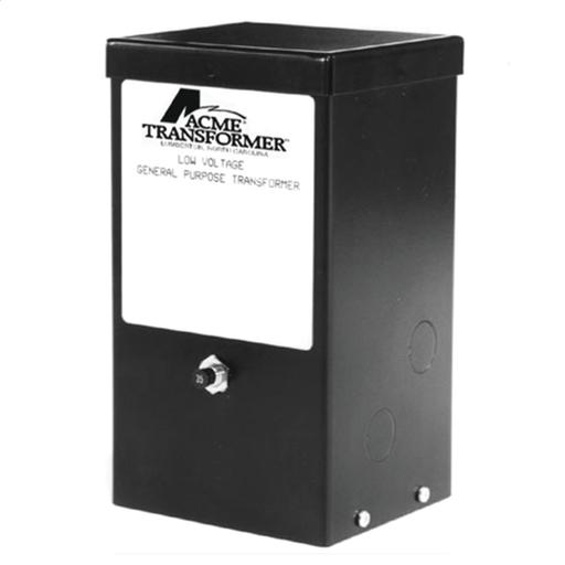Low Voltage Lighting Transformer - Single Phase, 120 - 12V, 100VA
