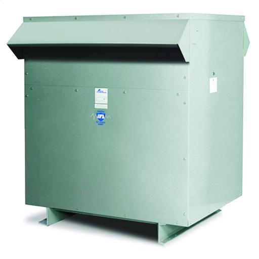 Low Voltage Distribution Transformer - Three Phase, 480 - 240120V, 500kVA