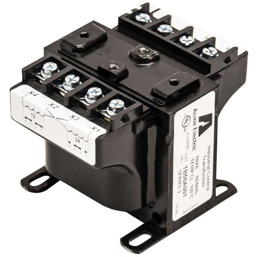 Industrial Control Transformer 50VA 208/277 Primary Volts X 24 Secondary Volts