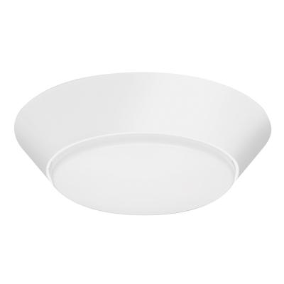 Lithonia Lighting FMML-7-830-M6 7 Inch 80 CRI 3000 K Textured White Flush Mount LED Light Fixture