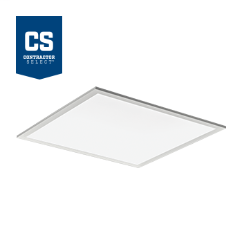 Lithonia Lighting CPX 2X4 4000LM 40K M2 Contractor Select CPX LED Flat Panel