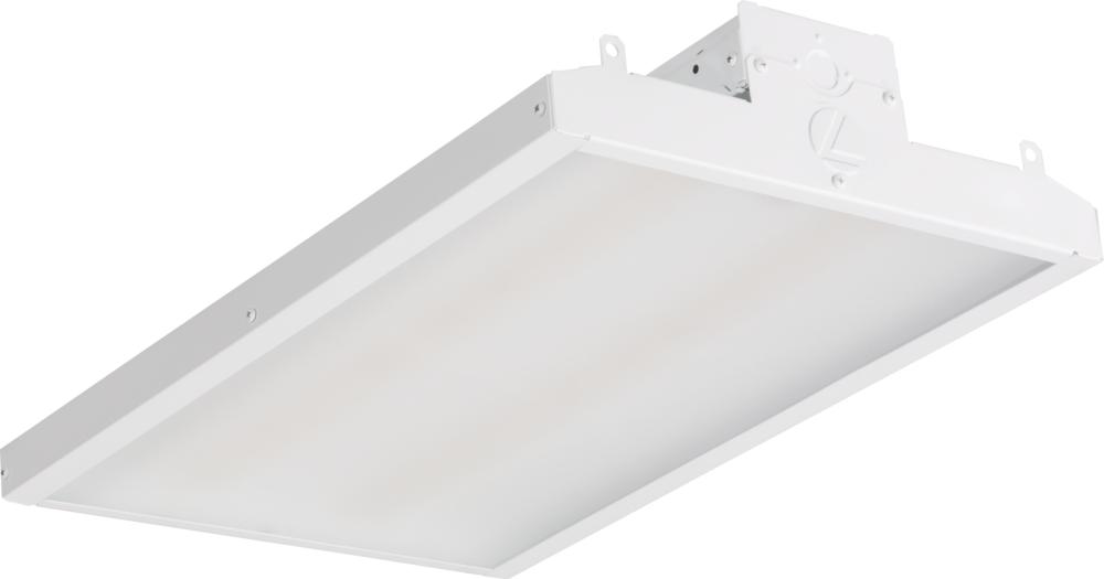 Mayer-LED economical linear bay light, 12,000 lumens, 120V-277V, 4000K-1