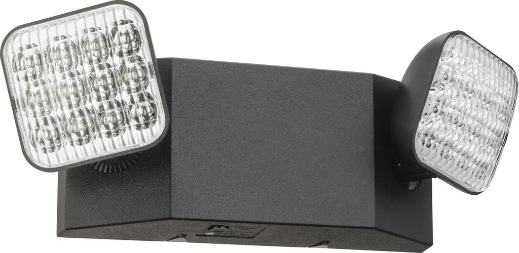 Lithonia Lighting EU2 LED M12 1.8 W 120/277 Volt Thermoplastic Emergency LED Unit
