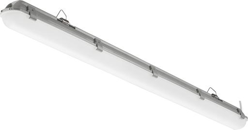 """Mayer-LED wet location striplight, 48"""" long, 3,500 nominal lumens, 120V-277V, 4000K, 80 color rendering index-1"""