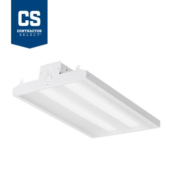 Mayer-I-Beam IBE 15,000 Lumen 4000K Cool White LED High Bay Light, White-1