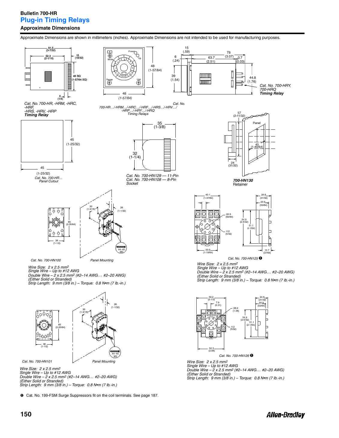 allen bradley safety contactor wiring diagram