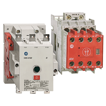 AB 100S-D115ED22BC 115 A MCS D Safety Contactor